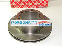 Тормозной диск задний (Спарка) на Мерседес Спринтер 906 509-519 2006-> FEBI BILSTEIN (Германия) FE27700