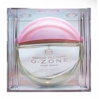 Женская туалетная вода Sergio Tacchini O-Zone Pink Wave edt 75 ml