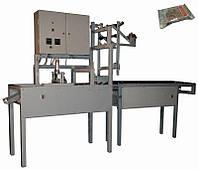 Упаковочный автомат для штучных изделий. флоупак.