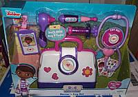 Медицинский набор Доктора Плюшевой кейс доктораDisney Junior Doc McStuffins Toy Hospital Doctor Bag