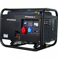 Бензиновый электрогенератор Hyundai HY 9000SE