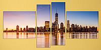 "Модульная картина ""Нью Йорк"", фото 1"