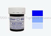 Гель-паста Sugarflair - Blue Extra - Синяя