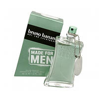 Мужская туалетная вода Bruno Banani Made for Men (Бруно Банани Мэйд Фо Мен)