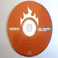 Диски для многоразового использования Videx CD-RW