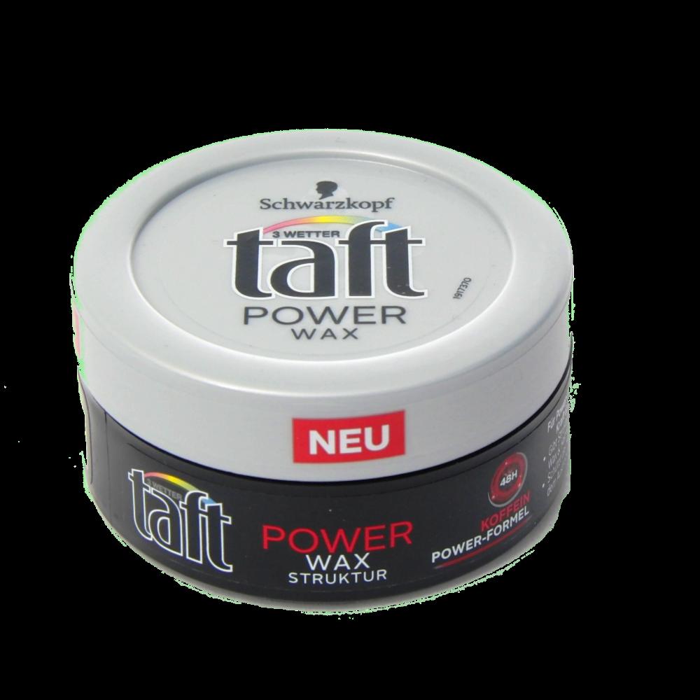 Віск для вкладання волосся Taft Power 75мл.