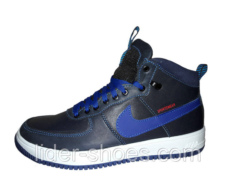 Мужские зимние ботинки Nike реплика