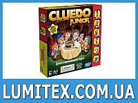 Настальная игра Мое первое Клюэдо (Cluedo Junior)