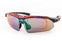 Очки спортивные Oakley Syper Sport 0089 Red, фото 1