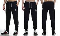 Трикотажные штаны Ястреб Черные