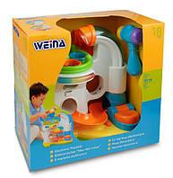 Игрушка Weina «Электронный молоток»