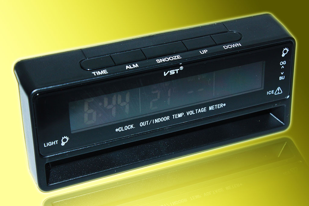 Автомобильные часы VST 7010V