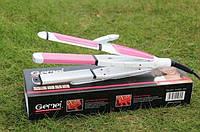 Стайлер Gemei GM 1960 3 в 1, Плойка, выпрямитель, гофре 3 в 1 Gemei GM 1960