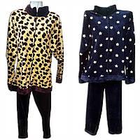 Махровая пижама тигровая