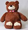 Медведь большой, мягкий ( бурый ) 160 см