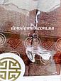 """Подарочный набор полотенец """"Atlantik"""" (банное+лицевое) TWO DOLPHINS, коричневый, фото 2"""