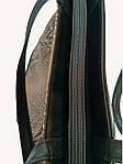 Cумка Alt Python skin 35х36х12 см, фото 5