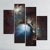 """Модульная картина """"Вселенная"""", фото 1"""
