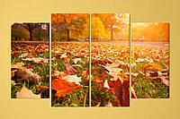 Модульная картина Осень, фото 1