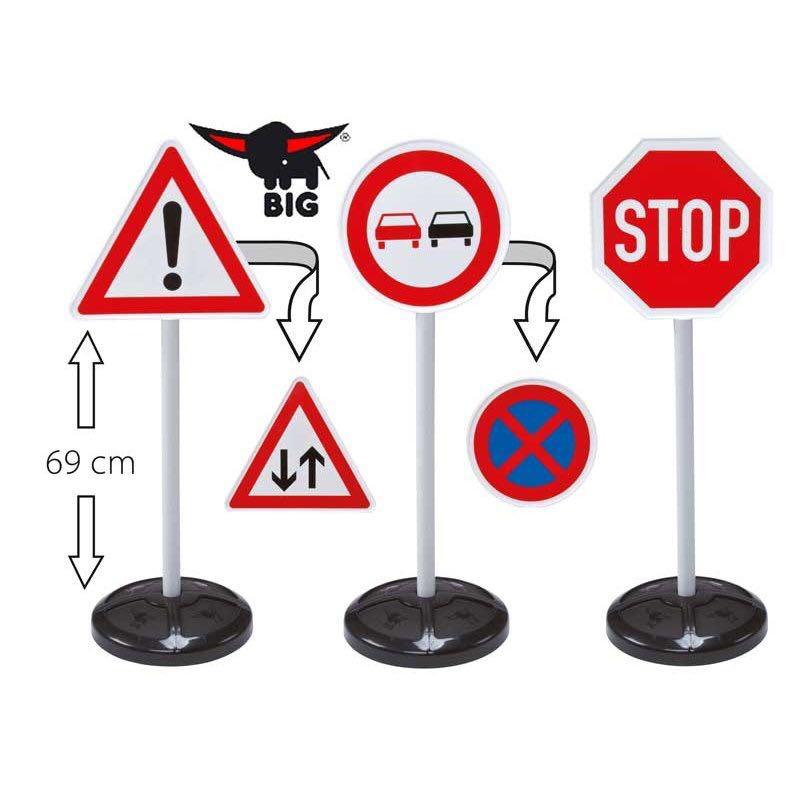 Игровой набор Дорожные знаки Big 1195