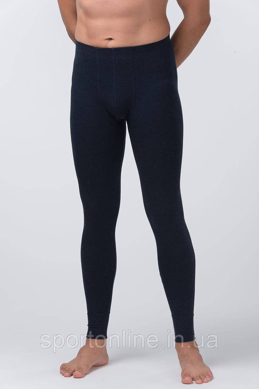 Кальсоны (термокальсоны) подштанники мужские  темно-синий