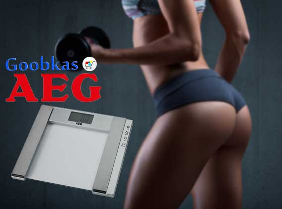 Весы напольные электронные AEG PW 5571 FA