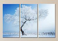 """Модульна картина """"Дерево в інеї"""", фото 1"""