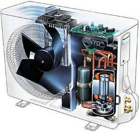 Ремонт систем кондиционирования и вентиляции