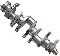 Коленвал ЯМЗ-236 | Коленчатый вал ЯМЗ-236 на Т-150, МАЗ, ДОН-1500