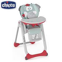 Chicco 79204.69 стульчик для корм. Polly 2 start (Baby Elephant)