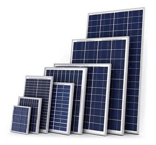 Солнечные панели и контроллеры