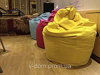 Кресло груша из ткани