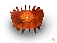 Ротор вентилятора очистки CLAAS