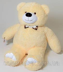 Медведь большой, мягкий ( бежевый ) 130 см