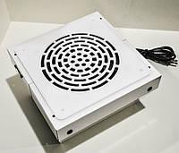 Встроенная вытяжка для маникюрного стола Dekart 3 (белая) 300 куб. м/ час
