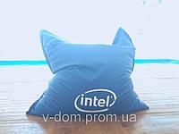 Кресло подушка из ткани