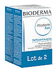 Bioderma Atoderm Pain Surgras Lot de 2 x 150 g ( Мыло Биодерма Атодерм)