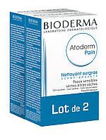 Bioderma Atoderm Ultra-Rich Soap 2 x 150g ( Мыло Биодерма Атодерм)