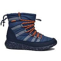 Сапоги дутики женские короткие (аналог Nike) 36