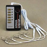 Опасность поражения электрическим током сосков