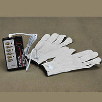 Электро секс для стимуляции, расположенных перчатки