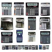 Калькуляторы, фото 1