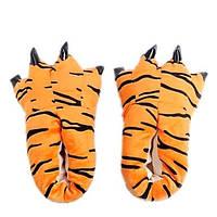 """Тапочки-игрушки для всей семьи """"Лапы"""". Любой цвет и размер. Тапочки в ассортименте."""
