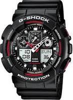 Оригинальные Мужские Часы CASIO G-SHOCK GA-100-1A4ER
