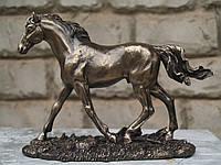 Статуэтка Veronese Бегущий Конь 14 См, фото 1