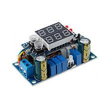 MPPT понижающий стабилизатор тока и напряжения