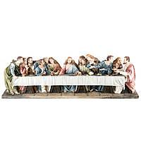 Статуэтка Veronese Тайная вечеря 71 см полистоун