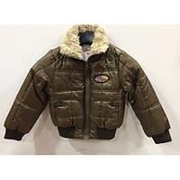 Демисезонная детская куртка Pretty Fur