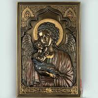 Панно На Стену Икона Veronese Мария С Младенцем 23 См