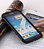 Чехол для Samsung Galaxy Note 2 N7100 - Yoobao 3 in 1 Protect Case , фото 3